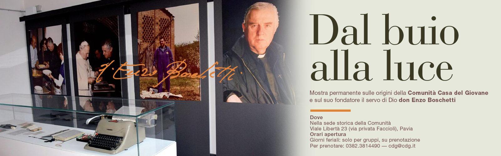 dal buio alla luce - Casa del Giovane Pavia