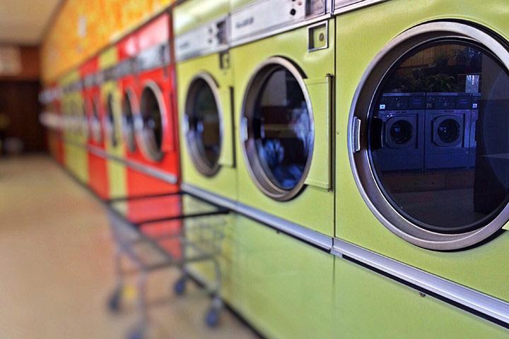 lavanderia - Casa del Giovane Pavia